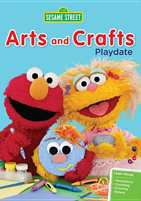 SESAME STREET:ARTS AND CRAFTS PLAYDAT BY SESAME STREET (DVD)