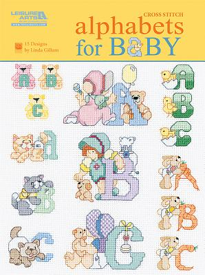Alphabets for Baby By Kooler Design Studio (COR)